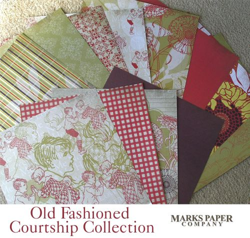 Old fashioned courtship collection