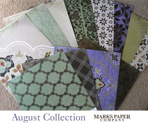 August collection image