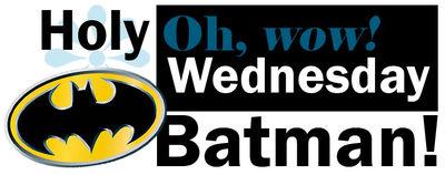 Batman wed