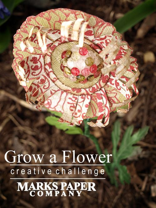Grow a flower creative challenge image
