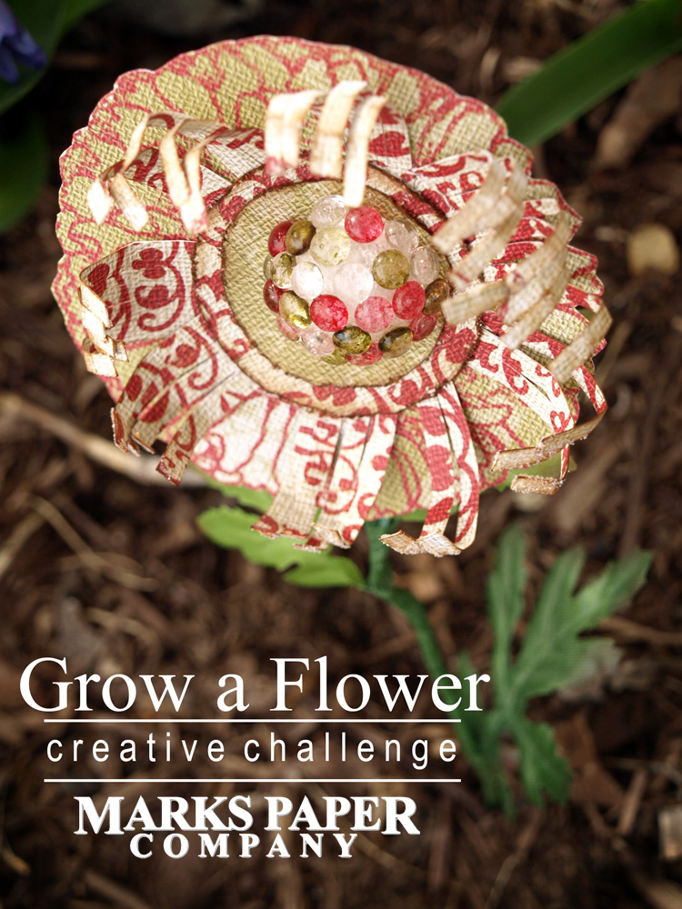 Grow a flower creative challenge image