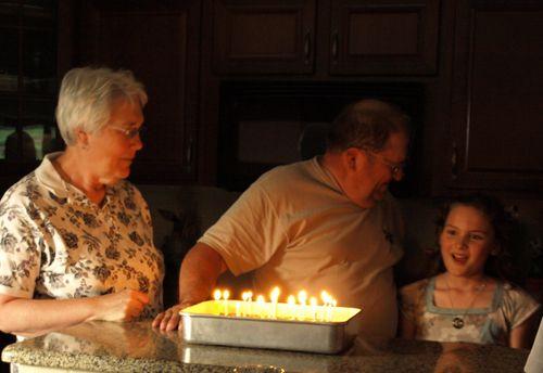 Nana pappy birthday