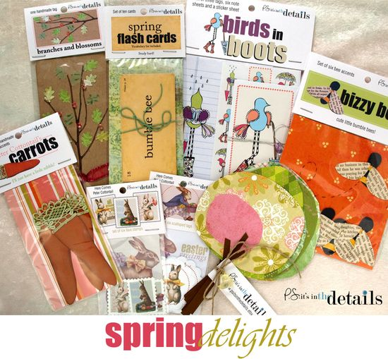 Spring delights