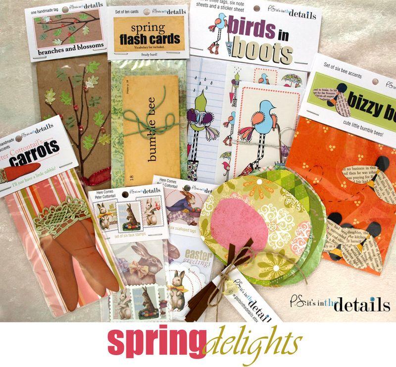 Spring delights