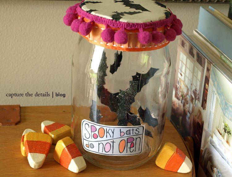 Jar of bats 1