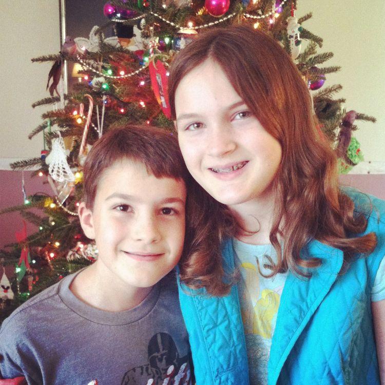 Sarah and ben xmas 2011