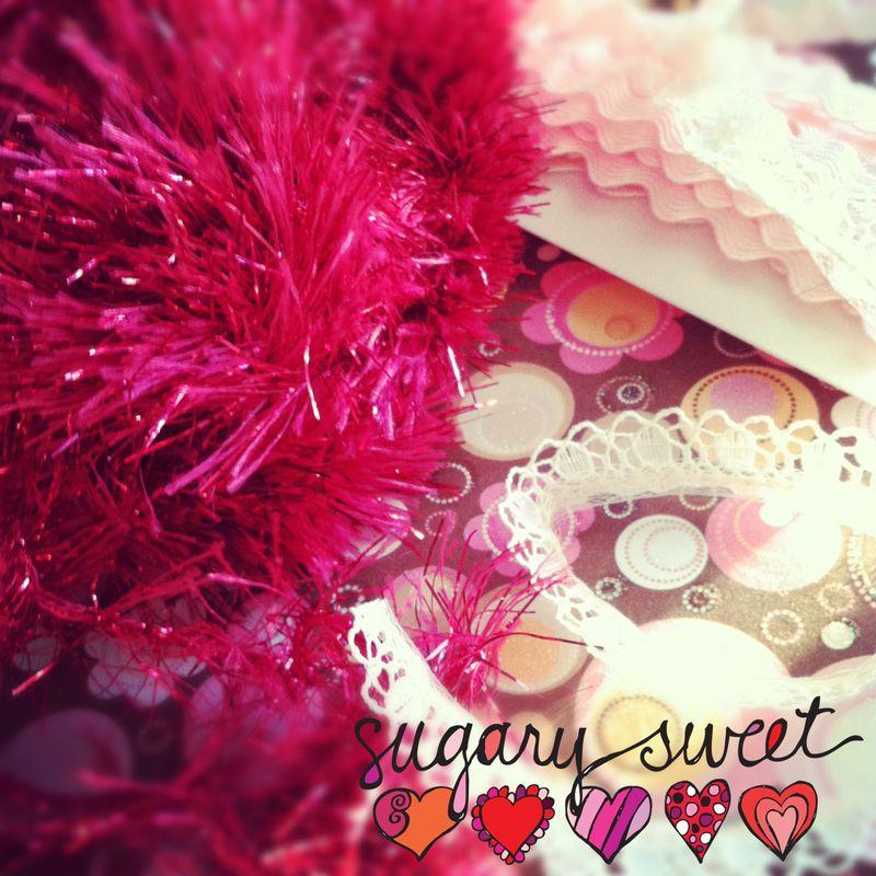 Sugary sweet fun stuff
