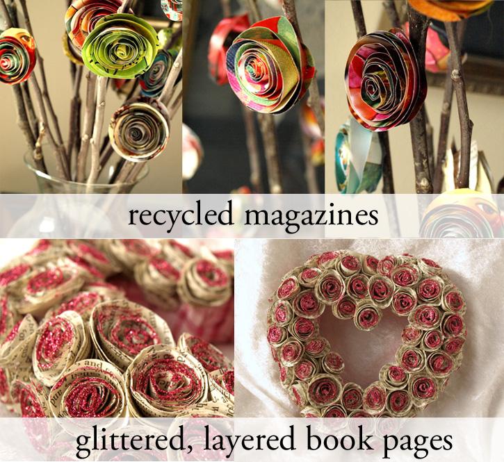 Sample roses