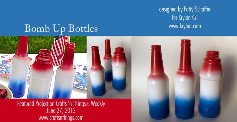 Bomb up bottles