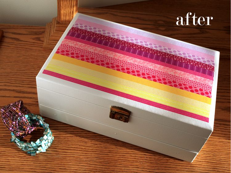 After jewelry box