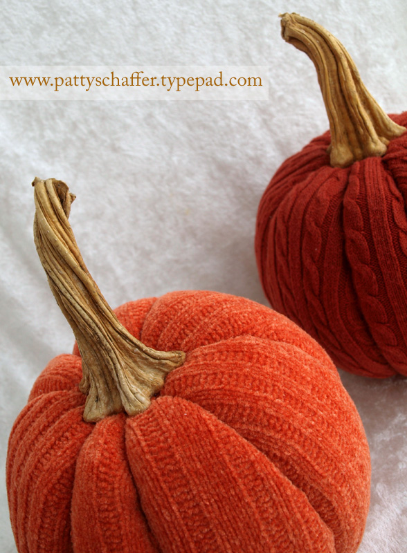 Pumpkin sweaters 2