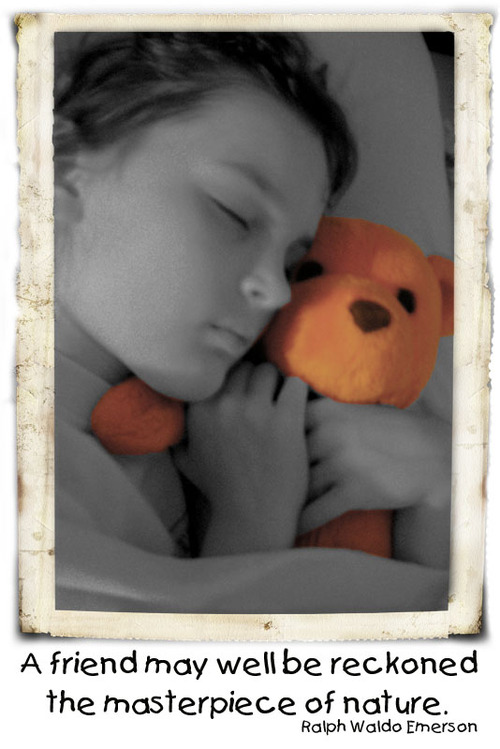 Sarah_and_orange_bear